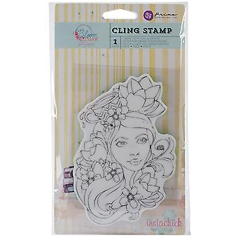 Bloom Cling Rubber Stamps 4