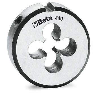 Beta 004410120 441 B22X150 M22x1.50 X 50,8 mm/2 in O/d ronde Dies fijne Pitch-chroomstaal