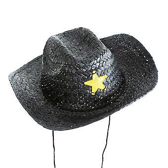 Strohcowboyhut Cowboy Kinderhut