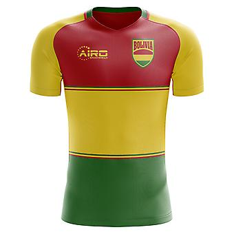 2018-2019 Bolivia Home Concept Football Shirt