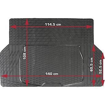 Starter mat Universal (L x B) 108 cm x 140 cm Black DINO 130026