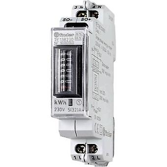 Finder 7E.13.8.230.0010 Electricity meter (AC) Mechanical 32 A MID-approved: Yes