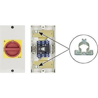 Kraus & Naimer KG100 T203/D-A120 KL71V Disconnector låsbare 1 x 90 ° rød, gul 1 eller flere PCer