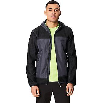 Regatta Mens Harra II Hybrid Stretch Water Repellent Softshell Jacket