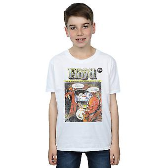 Pink Floyd Boys Distressed Comic Cover T-Shirt
