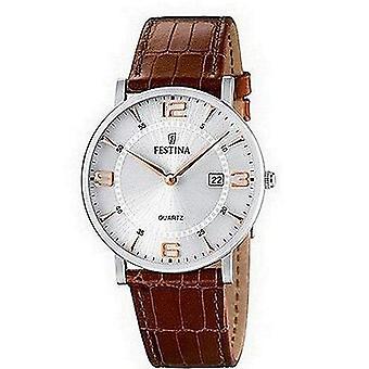 FESTINA - men's watch - F16476/4 - classical music - classical music
