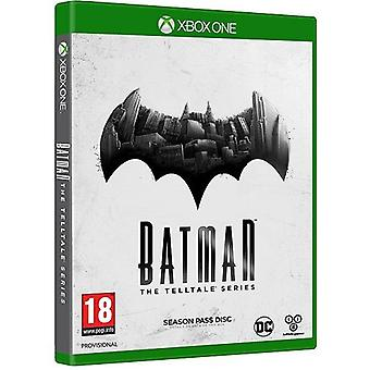 Batman The Telltale Series Xbox One Game