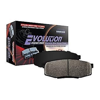 Power Stop 16-1784 Z16 Evolution Clean Ride Ceramic Brake Pad