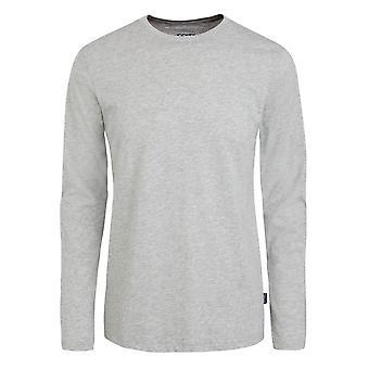 Jockey USA Originals Long Sleeve Shirt - Grey