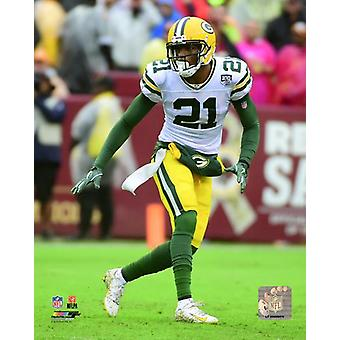 Ha-Ha Clinton-Dix 2018 Action Photo Print