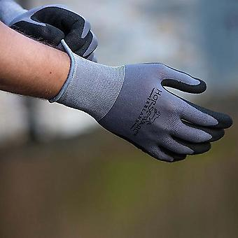 Horseware Unisex Coated Gloves Supreme Grip Breathable