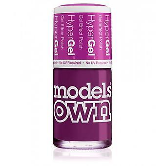 Modellen eigen Hyper Gel paarse orchidee 14ml