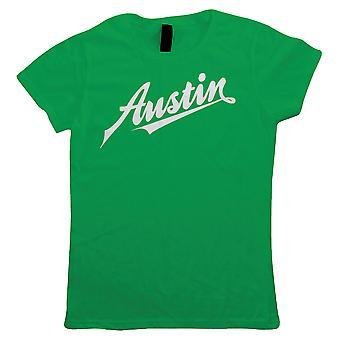 Austin, Womens T Shirt