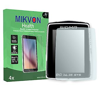 Sigma BC 14.16 STS Screen Protector - Mikvon Health (Retail Package with accessories)