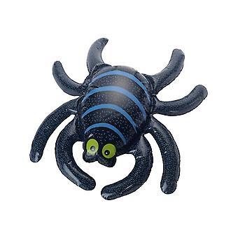 Araña inflable, negro, 44cmx34cm / 17inchx13inch