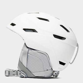 New Smith Women's Mirage Snowsports Ski Safety Helmet White