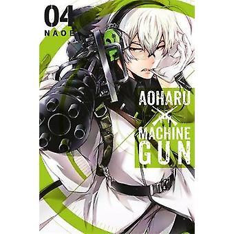 Pendrive X Machinegun - Vol. 4 di Naoe - Naoe - 9780316435666 libro