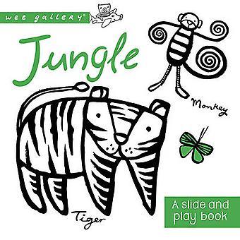 Jungle - A Slide & Play Book by Surya Sajnani - 9781784936617 Book