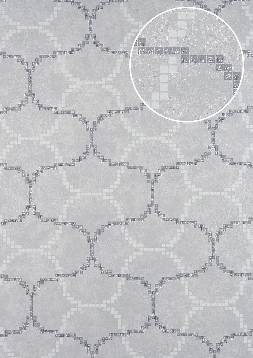 Non-woven wallpaper ATLAS HER-5132-6