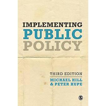 Umsetzung der Politik - eine Einführung in das Studium der Betrieb