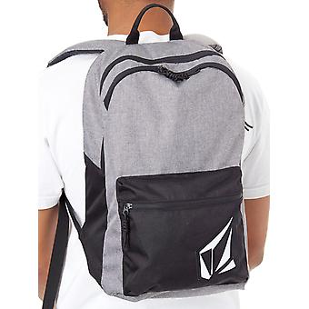Volcom Black Grey Academy - 18.5 Litre Backpack