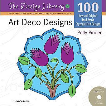 Art-Deco-Designs von Polly Pinder - 9781844487325 Buch