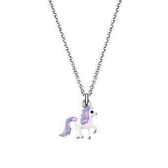 Scout children necklace chain silver unicorn 261000005