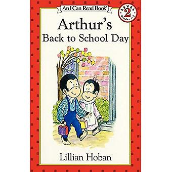 Arthur's Back to School Day (I Can Read Book)