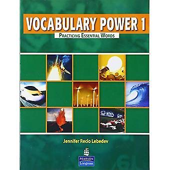 Puissance de vocabulaire: Niveau 1: pratiquer les mots essentiels