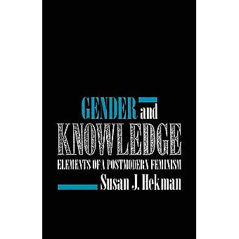 Gender and knowledge