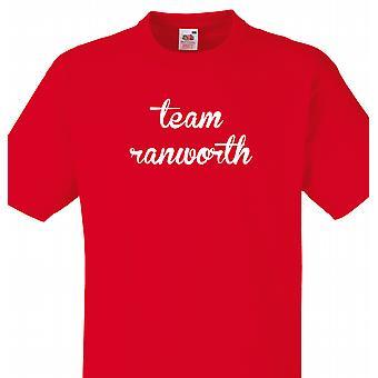 Team Ranworth Red T shirt