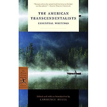 American Transcendentalists: Essential Writings