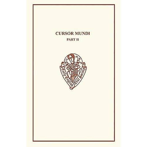 Cursor Mundi vol II 11. 4955-12558  11.4955-12558 Vol 2 (Early English Text Society Original Series)