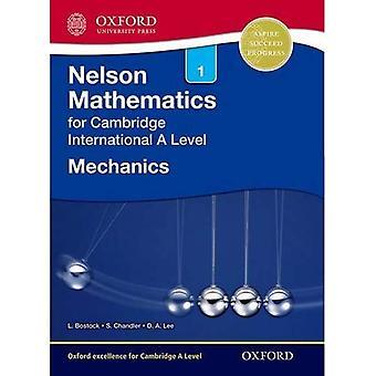 Mechanics 1 for Cambridge International A Level