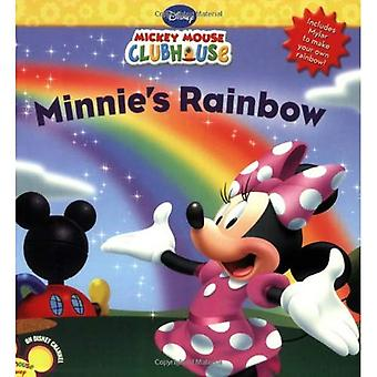 Minnie's Rainbow med andra (Mickey Mouse Clubhouse)