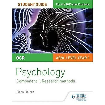 OCR Psychology Student Guide 1: Component 1: Research methods