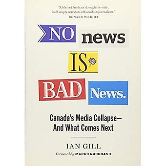 No News is Bad News: Canada's Media Collapse and What Comes Next