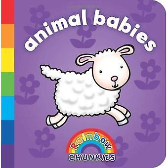 Animal Babies (Rainbow Chunkies)
