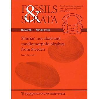 Nuculoid du Silurien et Modio-morphid Bivalves de la Suède (fossiles et strates) (fossiles et strates de monographies)