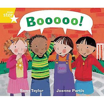 Boooo! - Rigby Star Guided Phonics Opportunity Readers - Yellow
