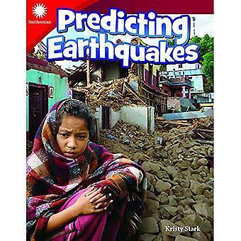 Prédire les tremblements de terre (Grade 3) (Smithsonian lecteurs: construction d'alphabétisation à la vapeur)