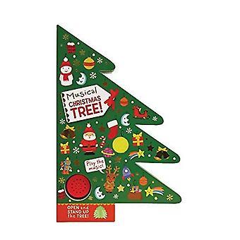 Musical Christmas Tree [Board book]