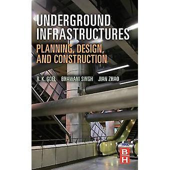Underground Infrastructures Planning Design and Construction by Goel & R. K.