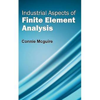 Aspectos industriales de análisis de elementos finitos por Mcguire y Connie