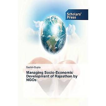 Gestione dello sviluppo socio-economico del Rajasthan da ONG di Gupta Sachin