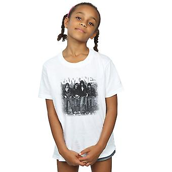 Ramones Girls First Album Faded T-Shirt