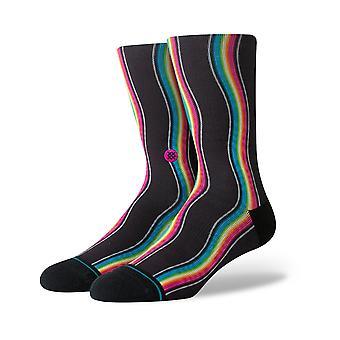 Stance Rainbow Waves Crew Socks