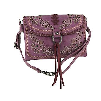 Montana West Embroidered Collection Western Crossbody Bag or Fanny Pack