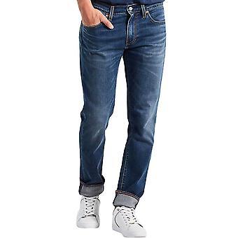 LEVIS 511 Slim Jeans a metà Caspian 045113406