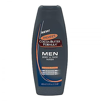 Palmers Palmers menn Body og Face Wash